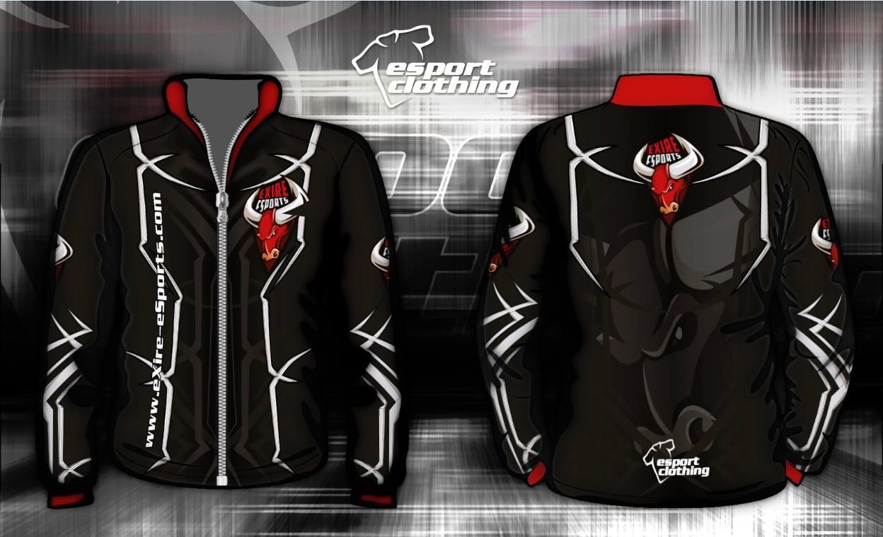 eXire Esports - Ahlete Jacket