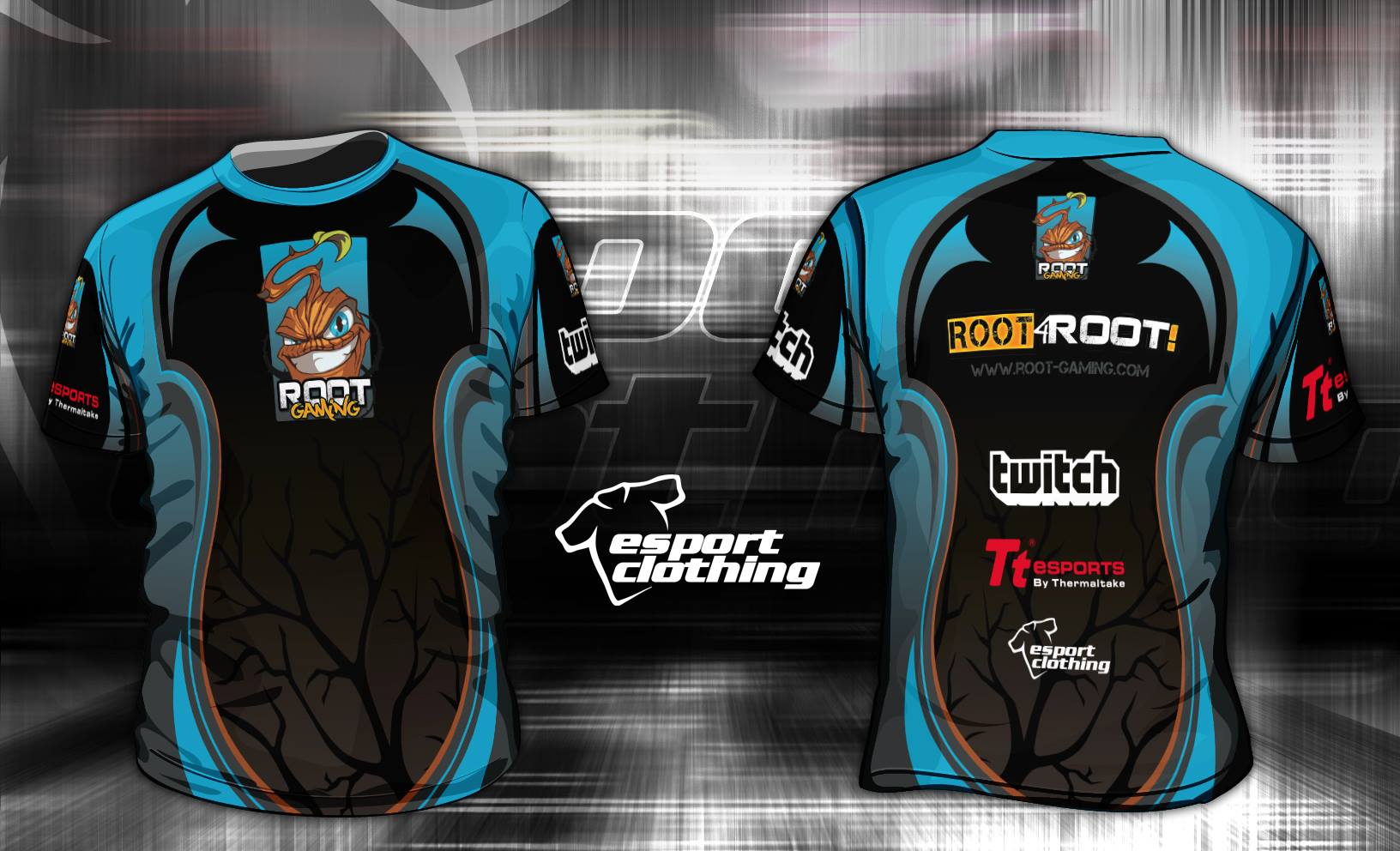 Root Gaming - Athlete Short Sleeve Jersey