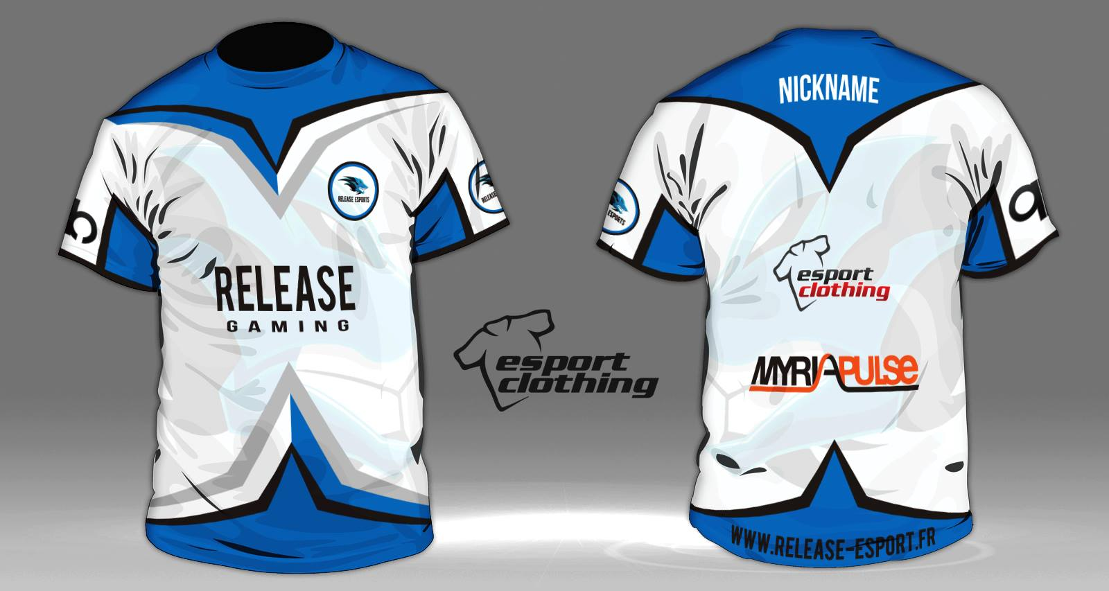 Release Gaming - Athlete Short Sleeve Jersey