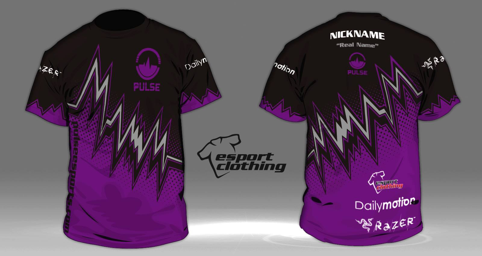 Pulse Gaming - Athlete Short Sleeve Jersey