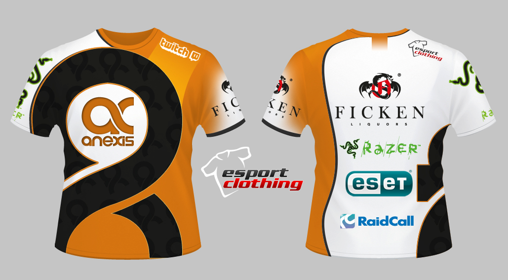 Anexis Gaming - Athlete Short Sleeve Jersey