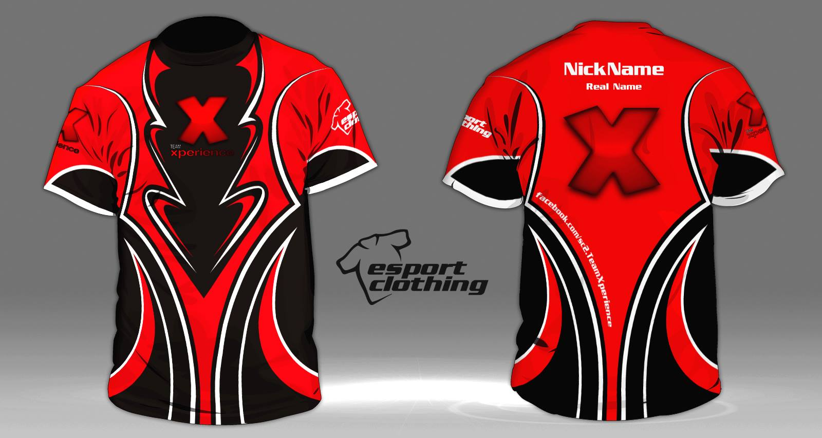 Team Experience - Athlete Short Sleeve Jersey