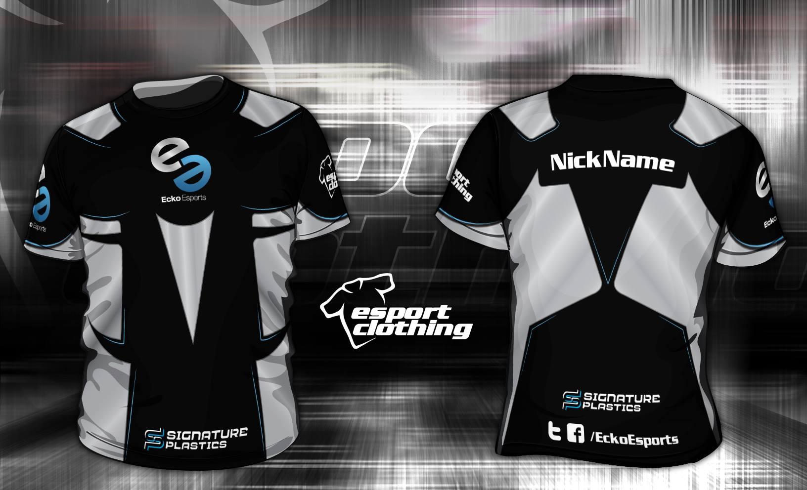 eco eSports - Athlete Short Sleeve Jersey