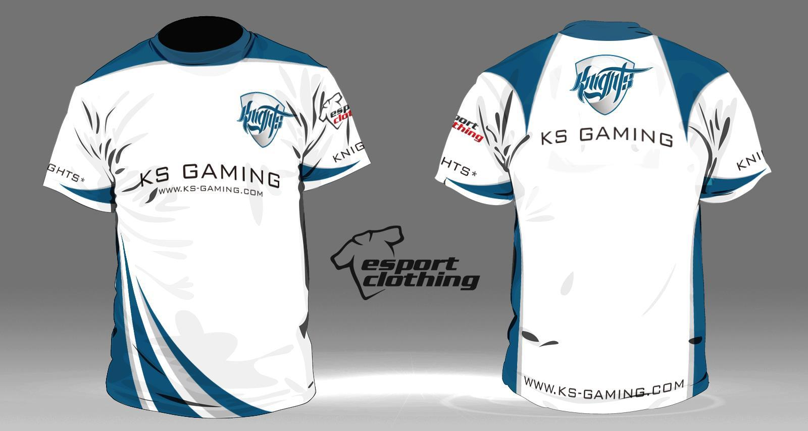 KS Gaming - Athlete Short Sleeve Jersey