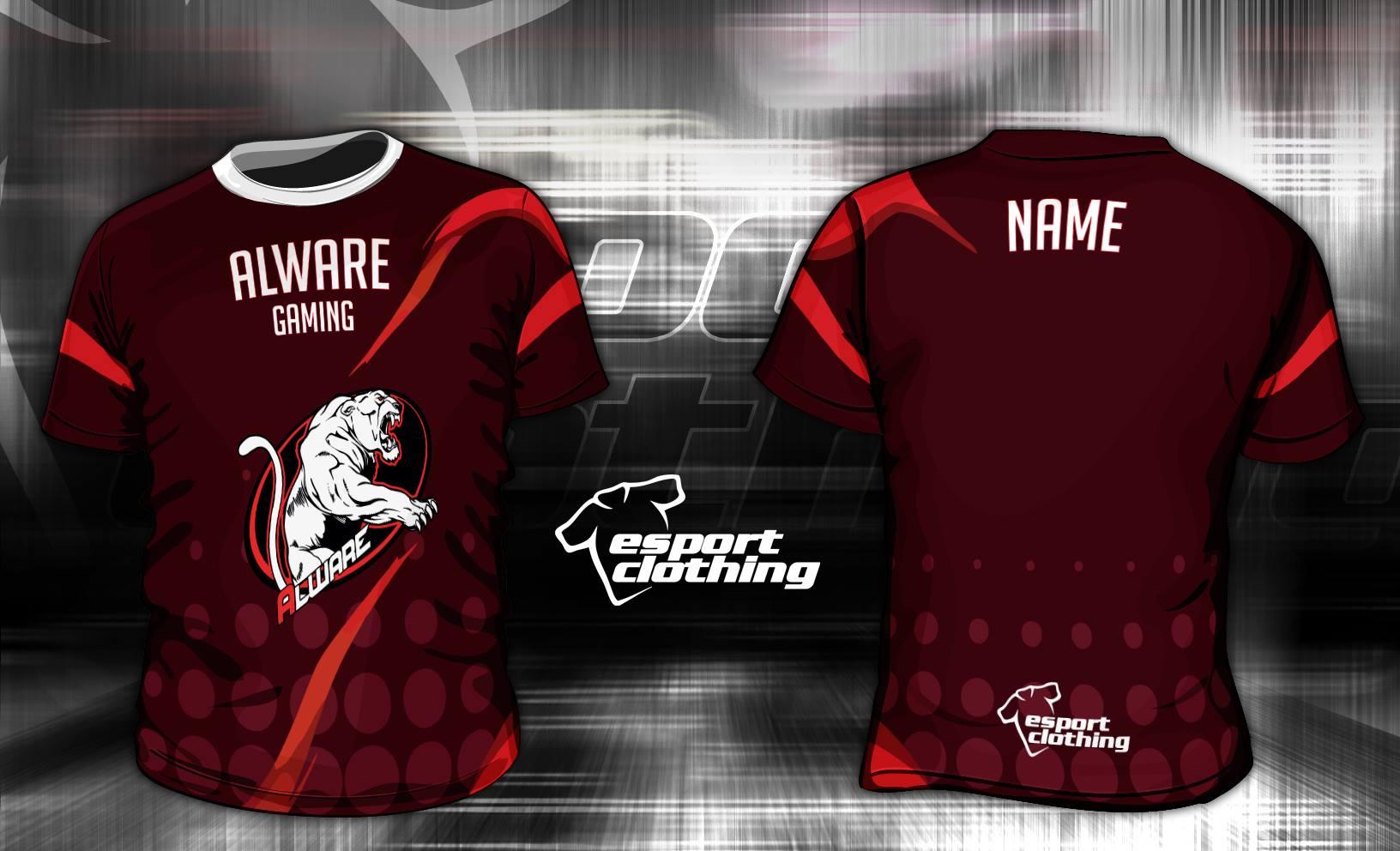 Alware Gaming - Athlete Short Sleeve Jersey