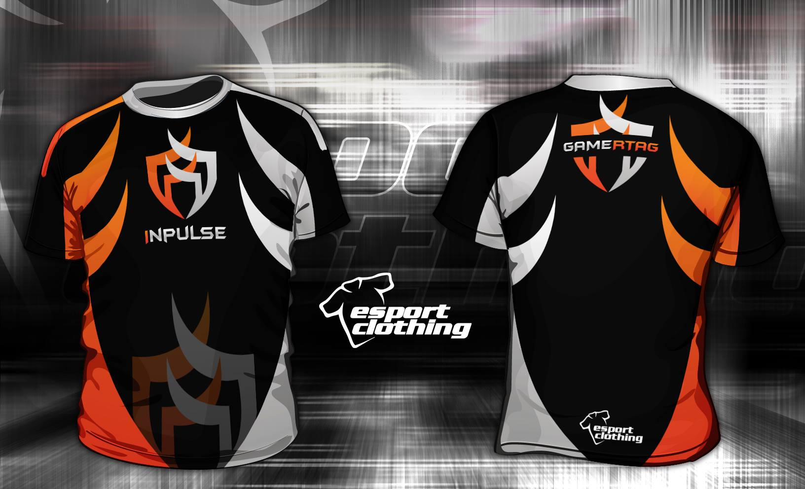 Inpulse Gaming - Athlete Short Sleeve Jersey