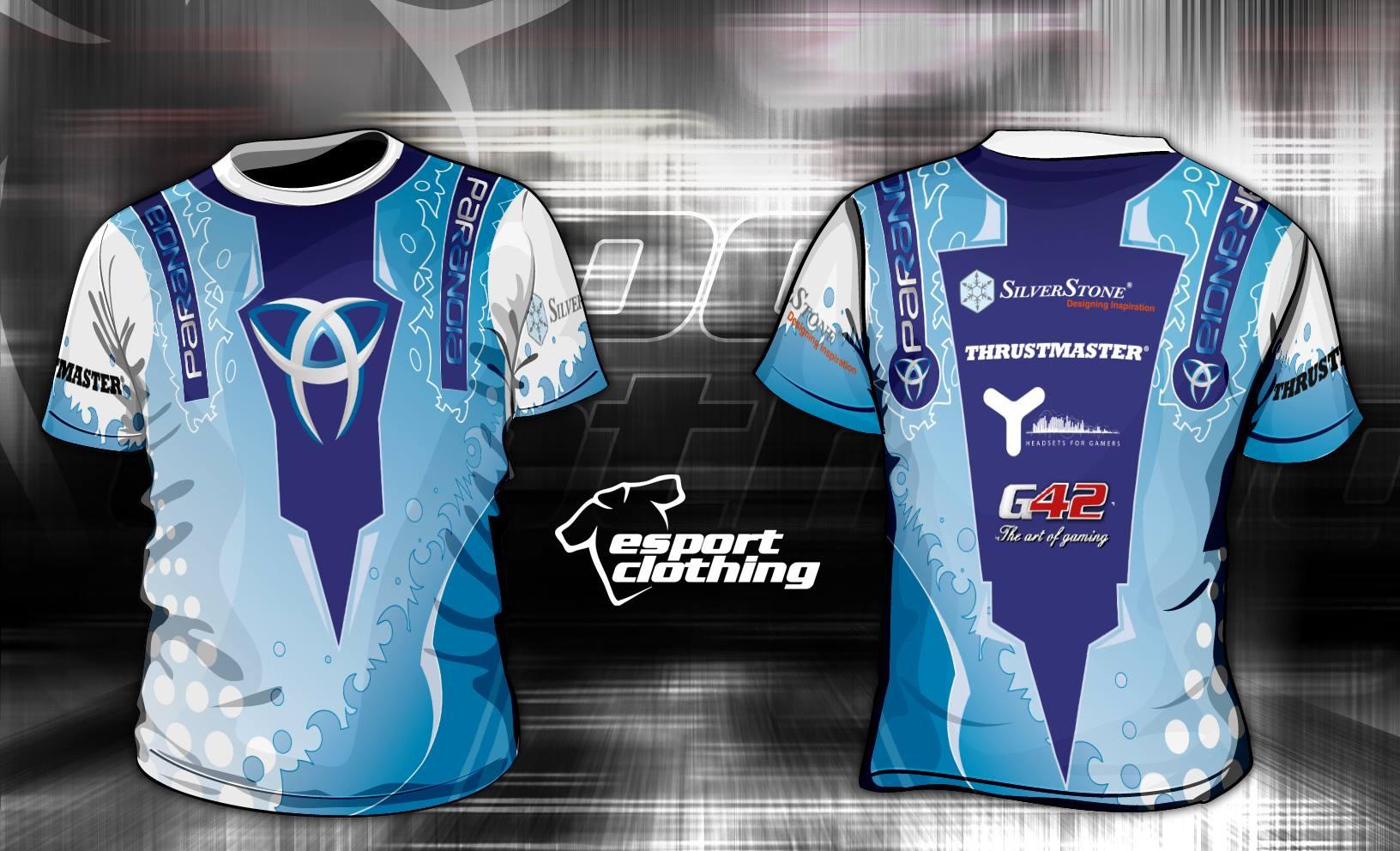 Paranoia eSport - Athlete Short Sleeve Jersey