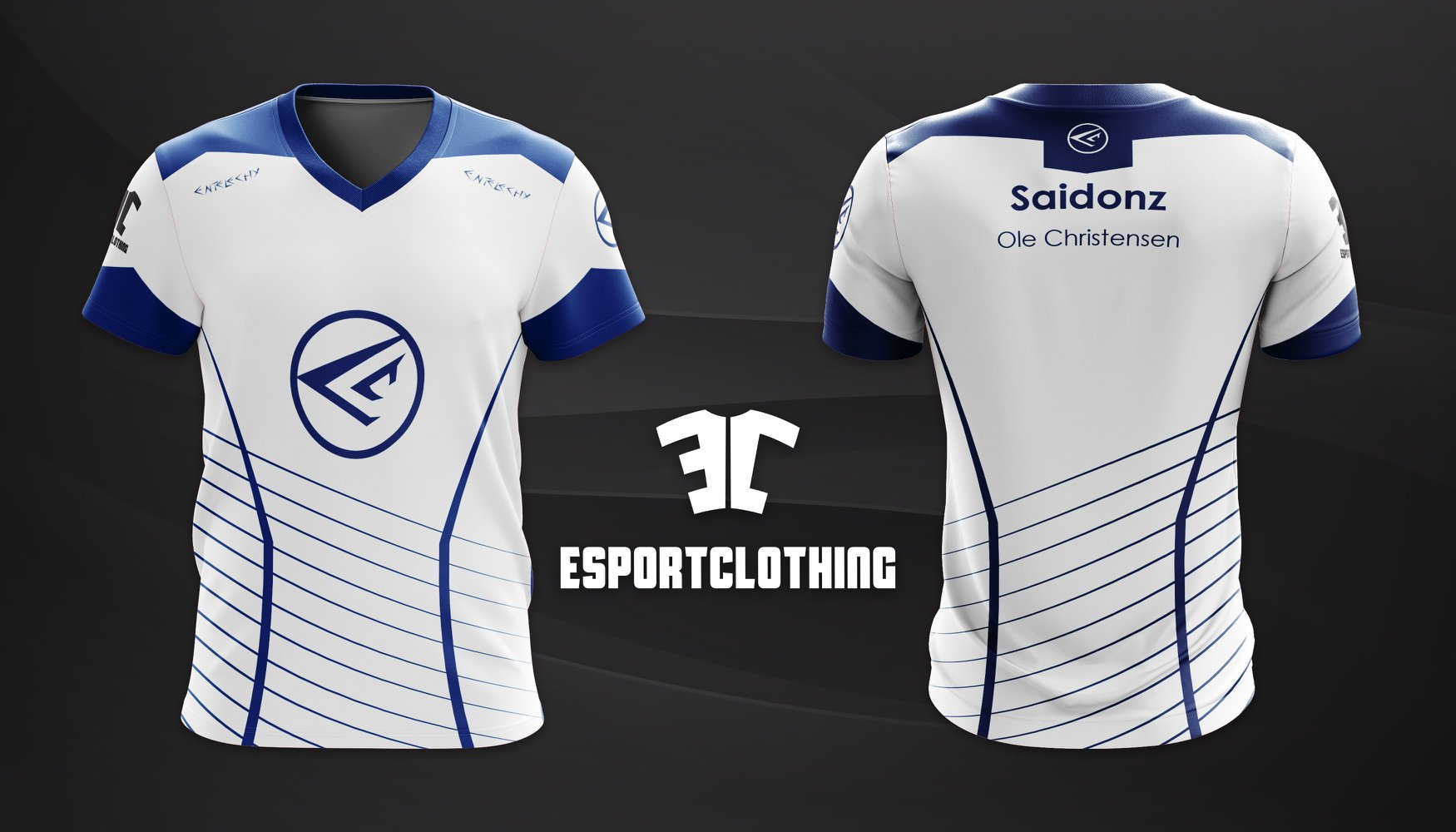 Entelechy Gaming - Athlete Short Sleeve Jersey