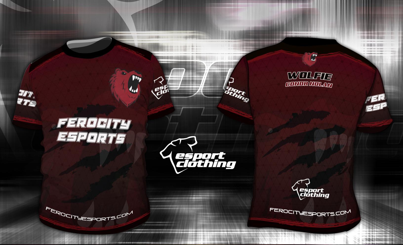 Ferocity - Athlete Short Sleeve Jersey