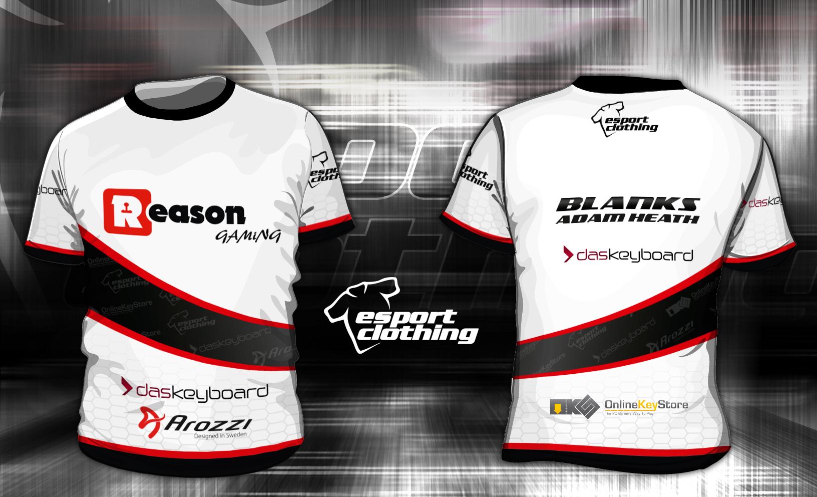 Reason Gaming - Athlete Short Sleeve Jersey