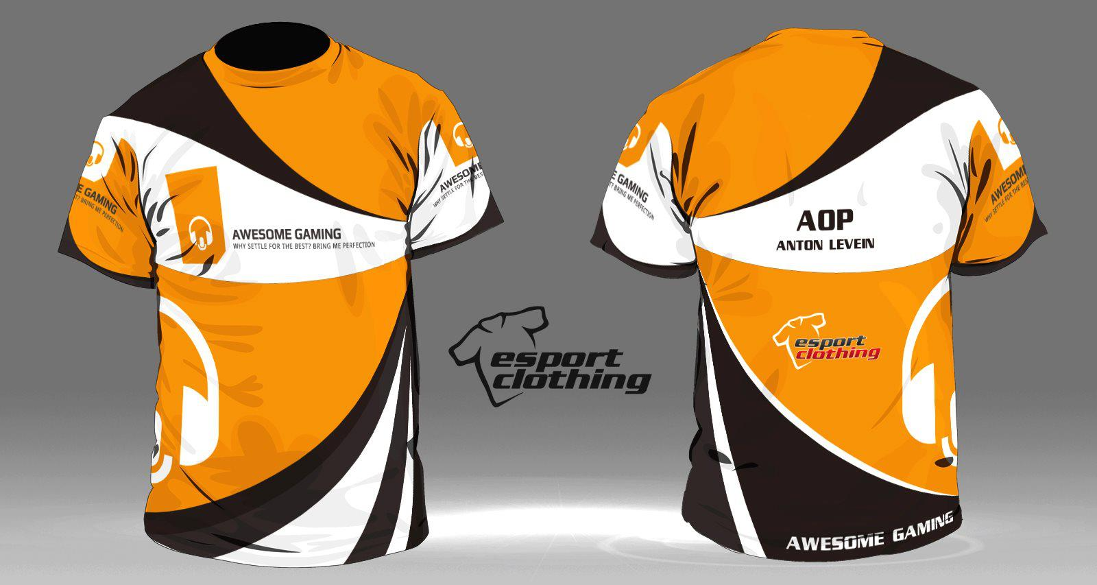 Awesome Gaming - Athlete Short Sleeve Jersey