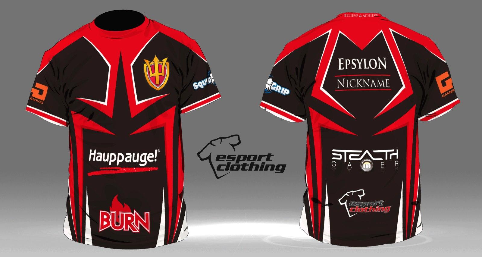 Epsylon - Athlete Short Sleeve Jersey