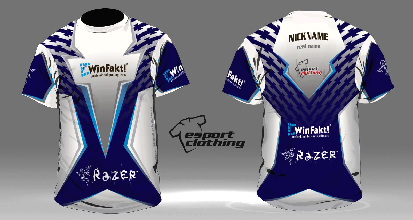 Winfakt - Athlete Short Sleeve Jersey