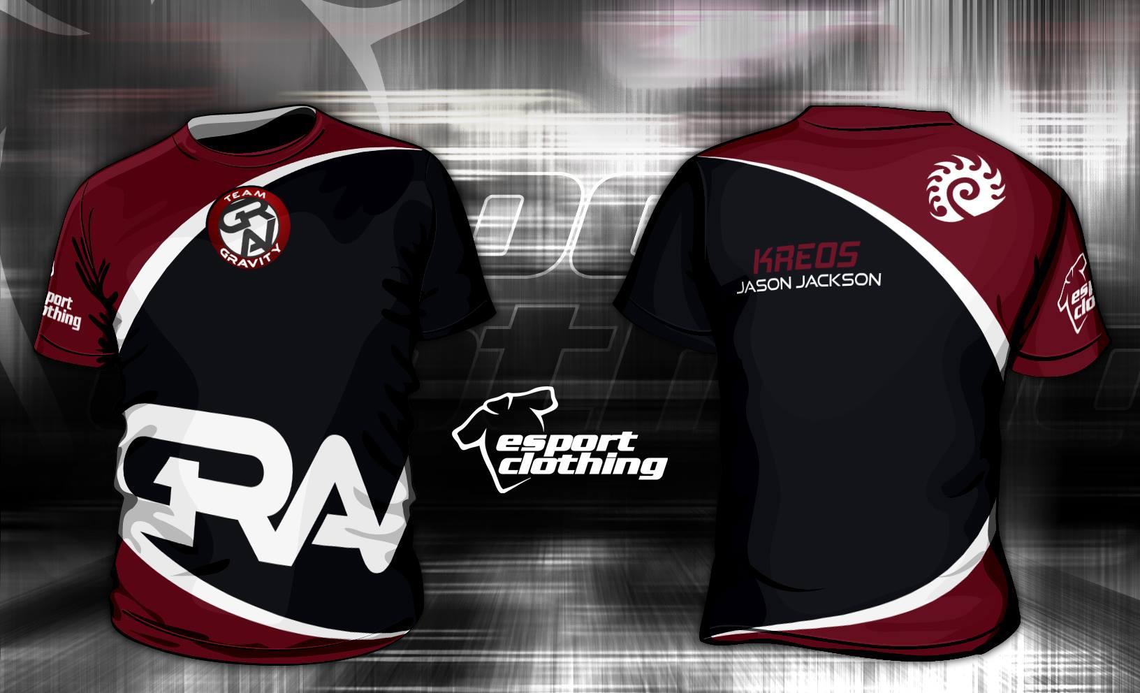 Team Gravity - Athlete Short Sleeve Jersey