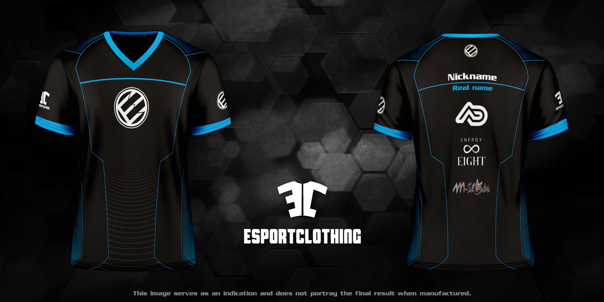Eclipse eSports - Athlete Short Sleeve Jersey