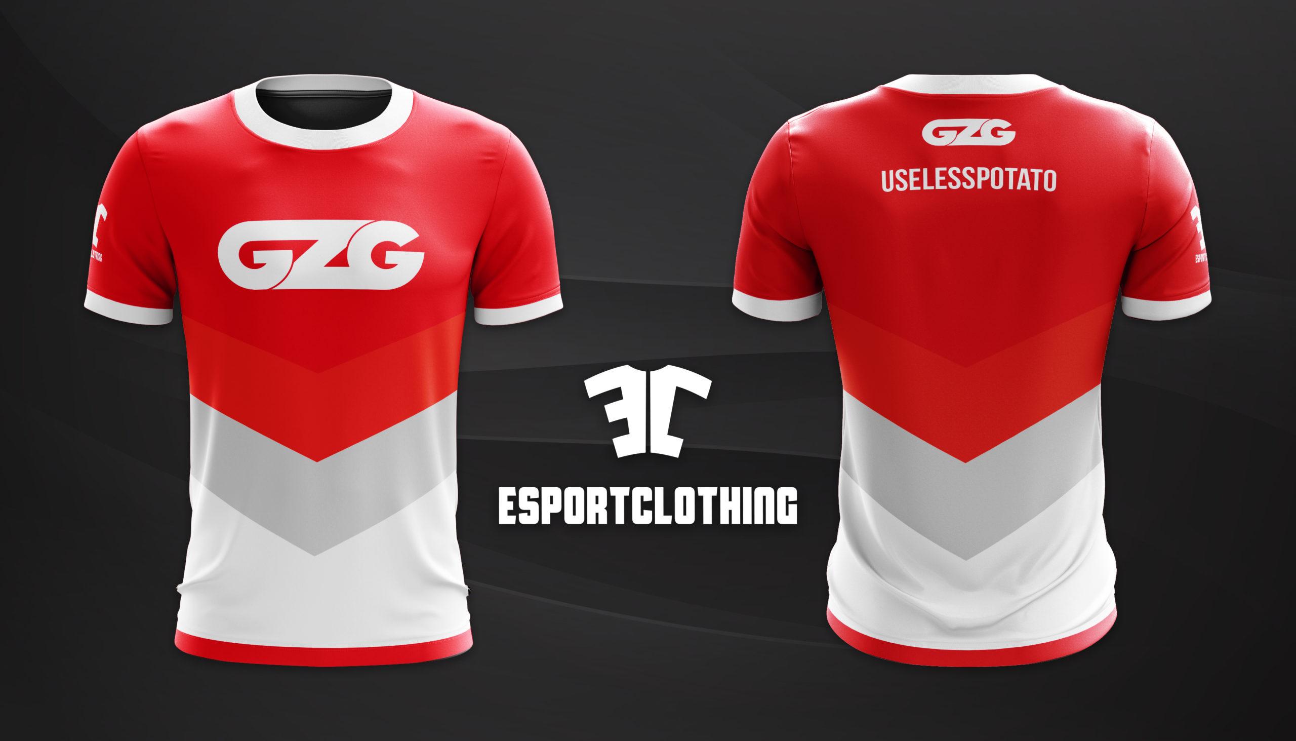 Generation Z Gaming - Athlete Short Sleeve Jersey