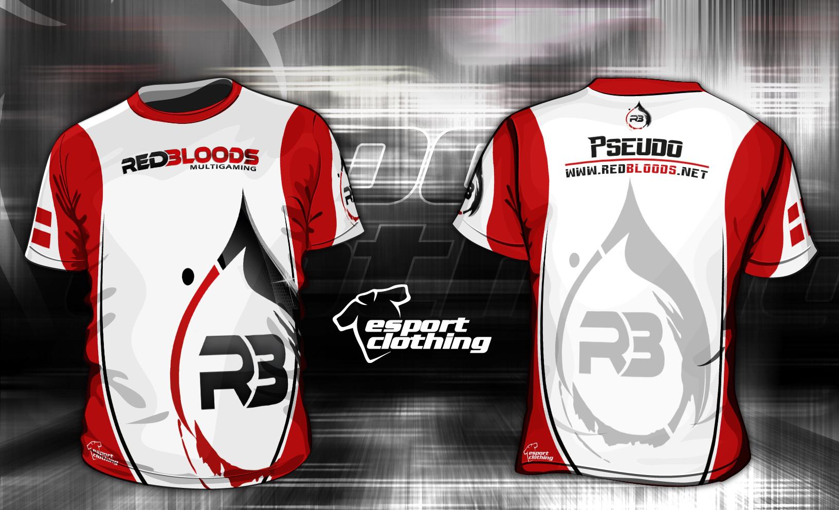 Redbloods - Athlete Short Sleeve Jersey