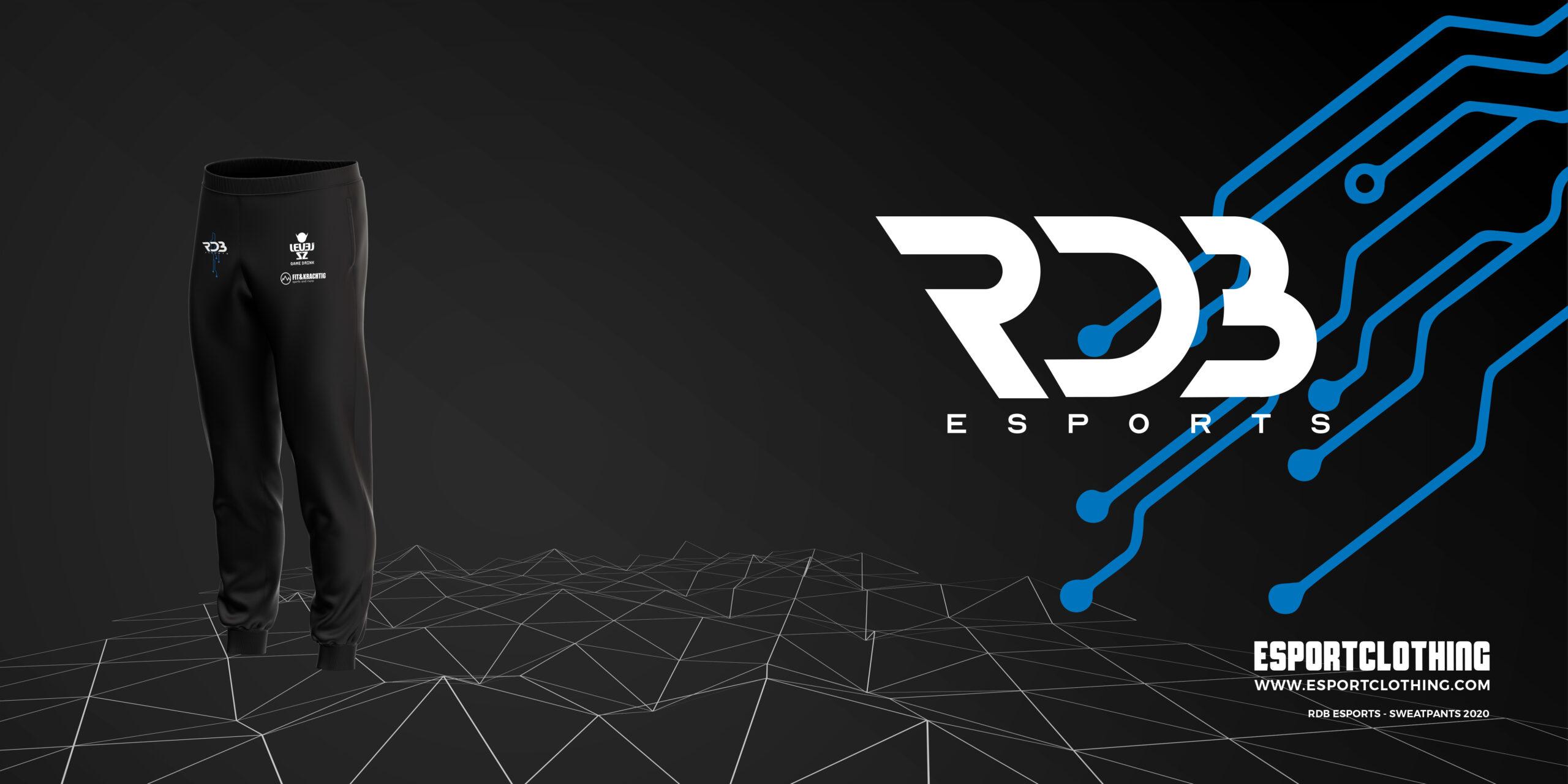 RDB Esports Sweatpants